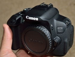 Cách chọn mua máy ảnh Canon 700D cũ