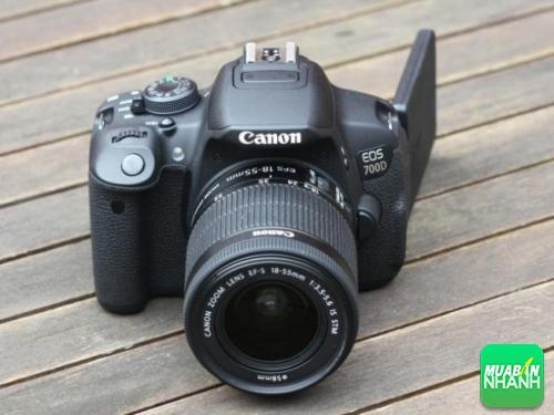 Canon 700D được tin dùng trên thị trường