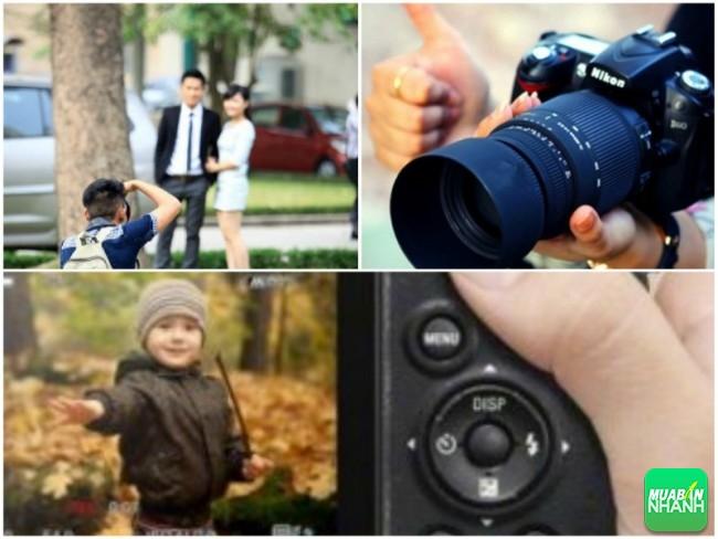 Kỹ thuật chụp ảnh chân dung