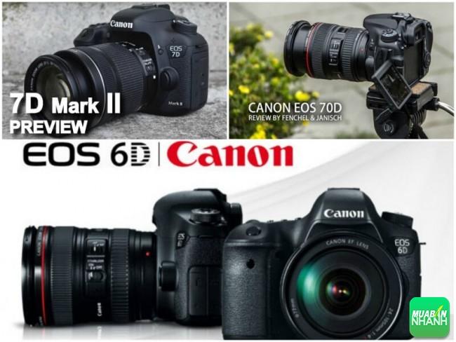 Máy ảnh Canon chuyên nghiệp